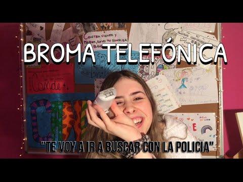 """BROMA TELEFÓNICA A MI MAMA """"ME VOY A DORMIR CON ALGUIEN QUE NO CONOZCO"""""""