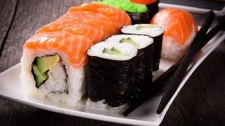 Доставка суши. Бизнес идея(Суши и роллы - доставка., 2016-03-09T07:46:28.000Z)