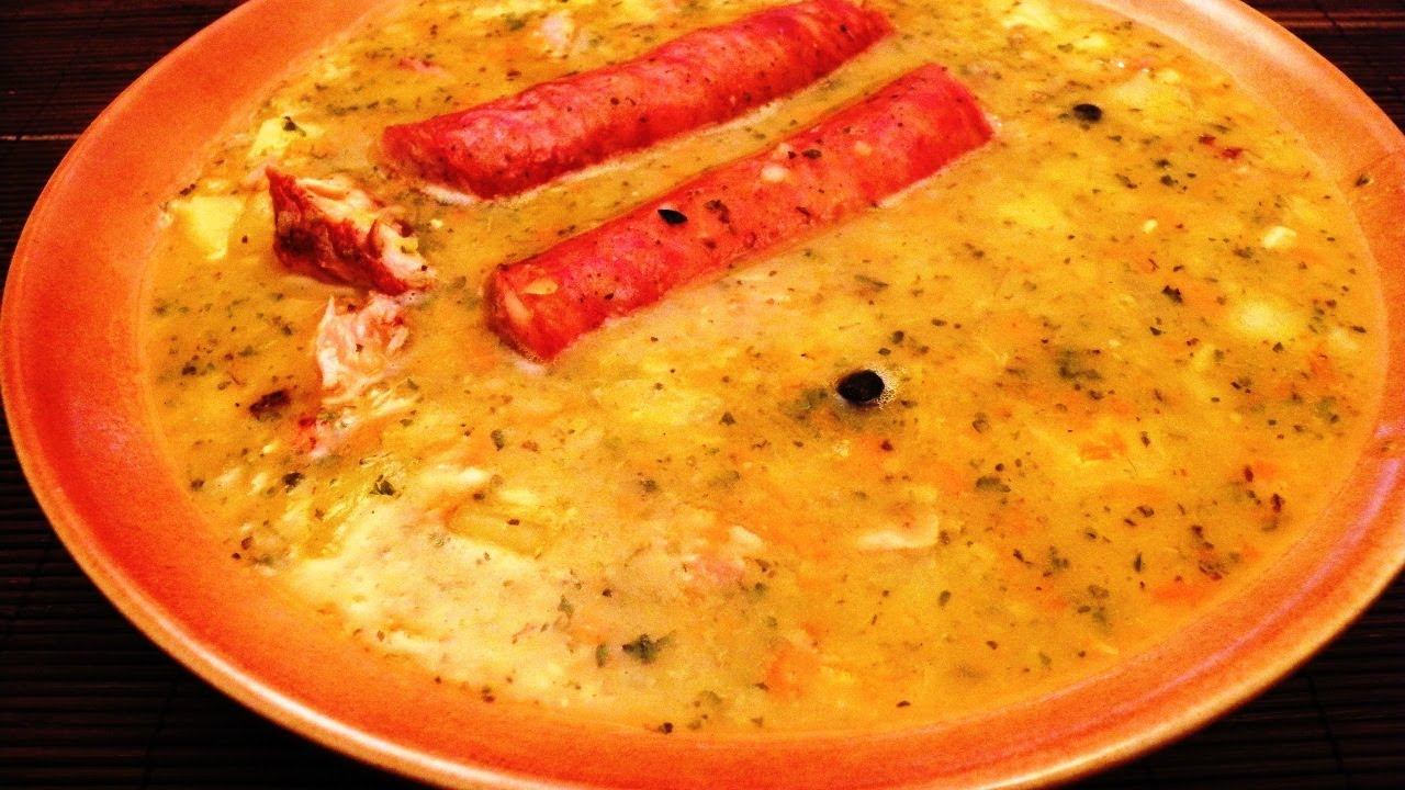 Zupa Grochowa Grochówka Video Kuchniapl