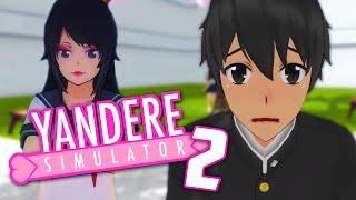 Yandere Simulator 2 - SENPAI CAN'T STOP US... -  Kuudere Simulator 2 (Gameplay Funny Moments)
