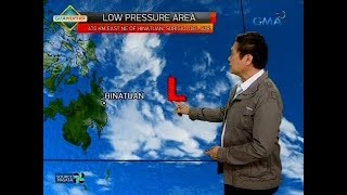 24 Oras: Weather update as of 7:15 p.m. (Feb. 8, 2018)