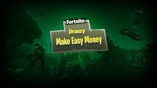How to Make Money Easily by Playing Fortnite