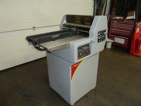 Morgana FSN Binding & Finishing Equipment   Gab Supplies Ltd   1996