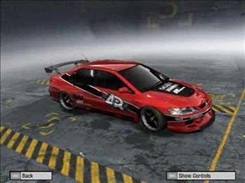 Nfs Prostreet Tokyo Drift Cars Youtube