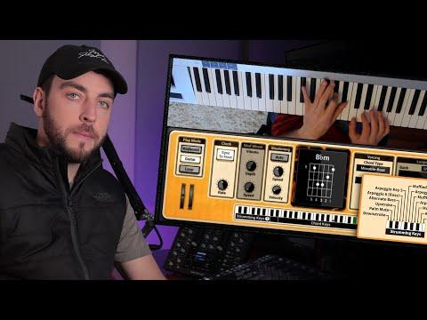 Strum GS-2's Keyboard, Guitar, and Loop modes