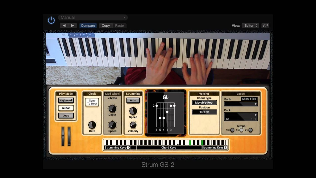 Strum GS-2 acoustic & electric guitar plugin gets VST3 support