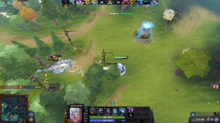 Dota 2 Live Stream (17) : Using Crystal Maiden in Ranked Match