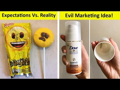Marketing Frauds That We Are All Fed Up With