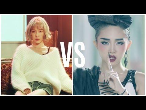 K-POP VS V-POP ( Vietnamese-POP) (2016)