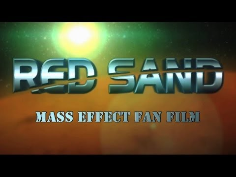 RED SAND: a Mass Effect fan film [RUS DUB]