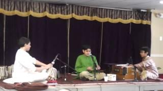 Swaradhara Vocal Nandan - Raag Bheempalas