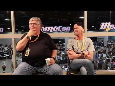 Rob Paulsen & Maurice LaMarche at MomoCon 2017