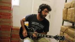 (HD) Gibson Les Paul Custom EMG + 1983 JCM 800 - Ozzy Osbourne Miracle Man Cover (SM-57)