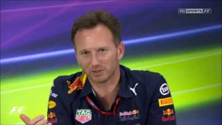 Christian Horner: Alonso needs to see a psychiatrist