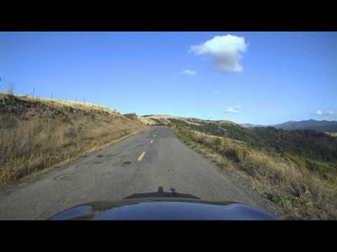 California's Lost Coast: Cape Mendocino to Ferndale and US 101
