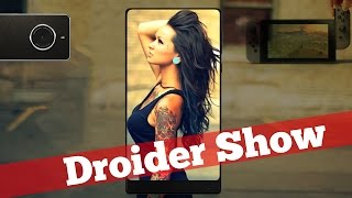 Xiaomi MIX vs Nintendo Switch | Droider Show #263