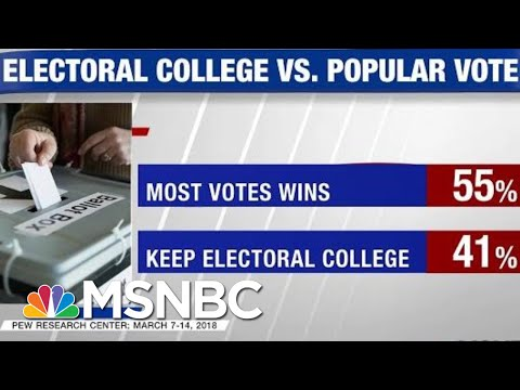Chris Matthews Panel: Majority Americans Support Getting Rid Of Electoral College