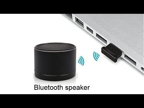 HOW TO CONNECT BLUETOOTH HEADSET TO ANY LAPTOP PC