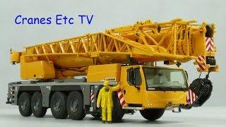 NZG Liebherr LTM 1250-5.1 Mobile Crane by Cranes Etc TV