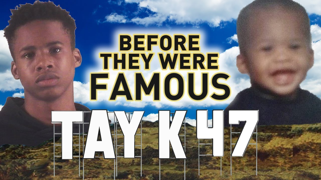 TAY K 47 - Before They Were Famous - SoundCloud Rapper