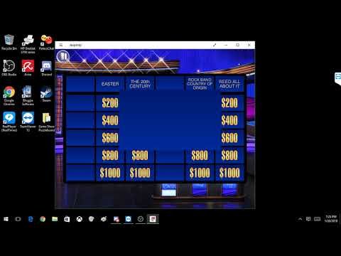 Jeopardy 2014 PC Game 6