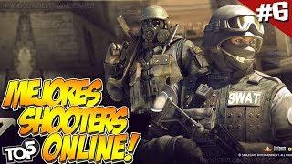 TOP 5 ● Mejores Juegos FPS/Shooter (ONLINE) Gratuitos para PC de Pocos y Medios Requisitos #6 - 2019