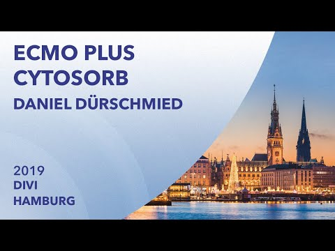 ECMO plus CytoSorb | DIVI | 2019 | Hamburg