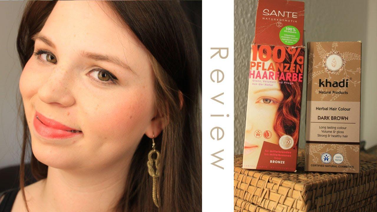Henna Review - Khadi vs. Sante - YouTube