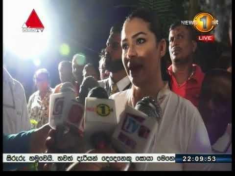 News 1st Sinhala Prime Time, Sunday, November 2017, 10PM (05-11-2017)