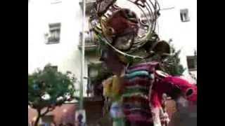 """""""Las Monjas"""" Desfile de Comparsas 2014 Badajoz primer premio"""