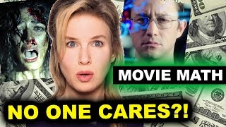 Box Office for Blair Witch 2016, Bridget Jones Baby, Snowden, The Magnificent Seven