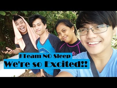 The College Squad Goes to Mindoro (My First Vlog)