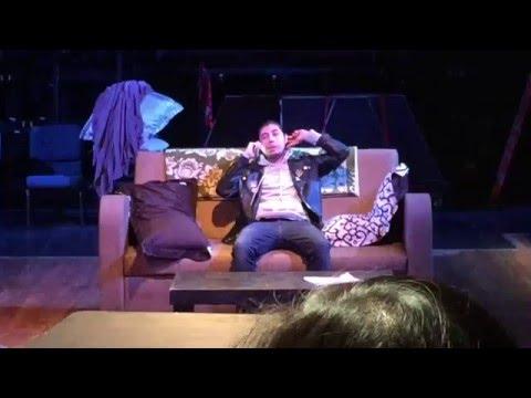 An Actor's Life For Me Ep. 5 (Bonus) Uta Hagen Entrance Exercise & Screen Test