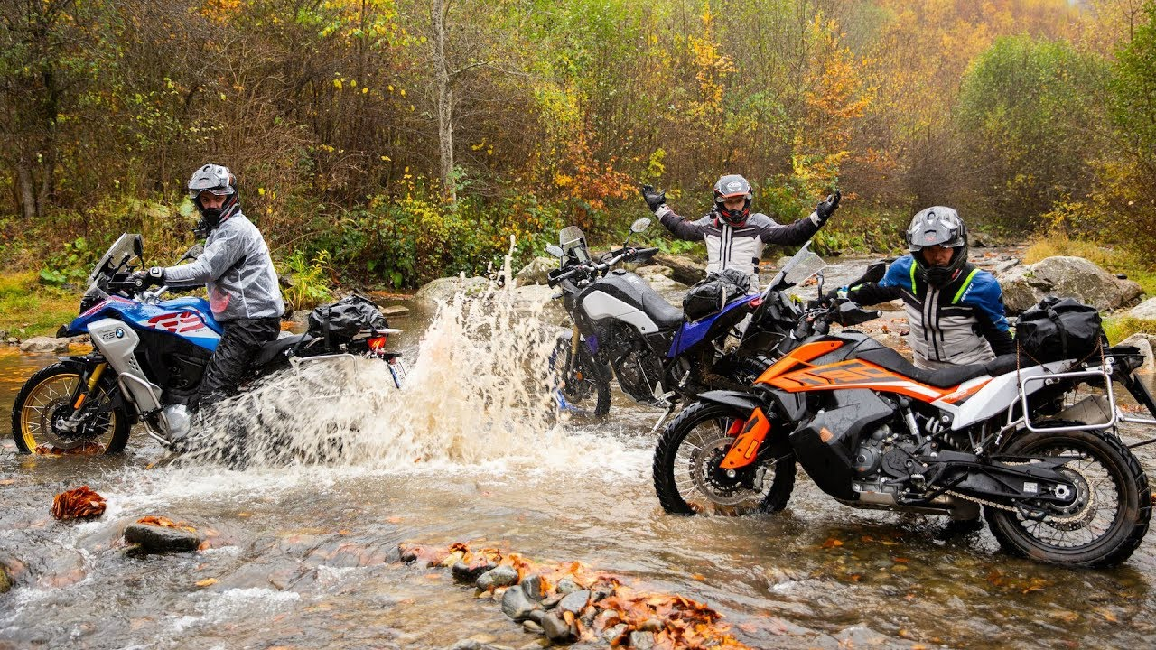 Yamaha Tenere 700 Vs Ktm 790 Adventure Vs Bmw F850gsa The Complete Review Youtube