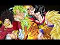 Goku SSJ4 VS BROLY SSJ4 Dragon Ball Z Budokai Tenkaichi 3 Latino mp3