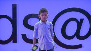 My rights and duties as a Kid   Qaswara Zaid Zarea   TEDxKids@Jeddah