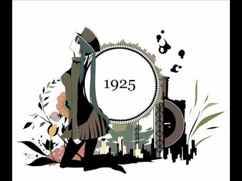 1925 [English Cover]Lyrics By【Ashe】HBD MELTY