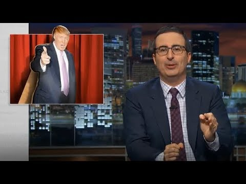 John Oliver: Trump call Texas