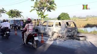 Bắt nhóm người thuê đốt ô tô giết người tại Hậu Giang  | Tin nóng | Tin tức 141