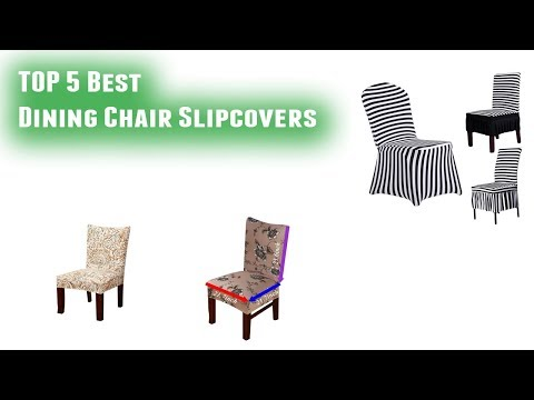 best-dining-chair-slipcovers-2019