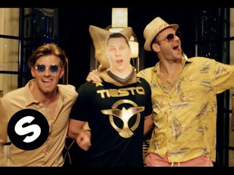 Tiësto & The Chainsmokers - Split (Only U) [Official Music Video]