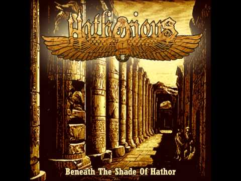 Hathorious - Abydos ( Beneath The Shade of Hathor / Demo 2011 )