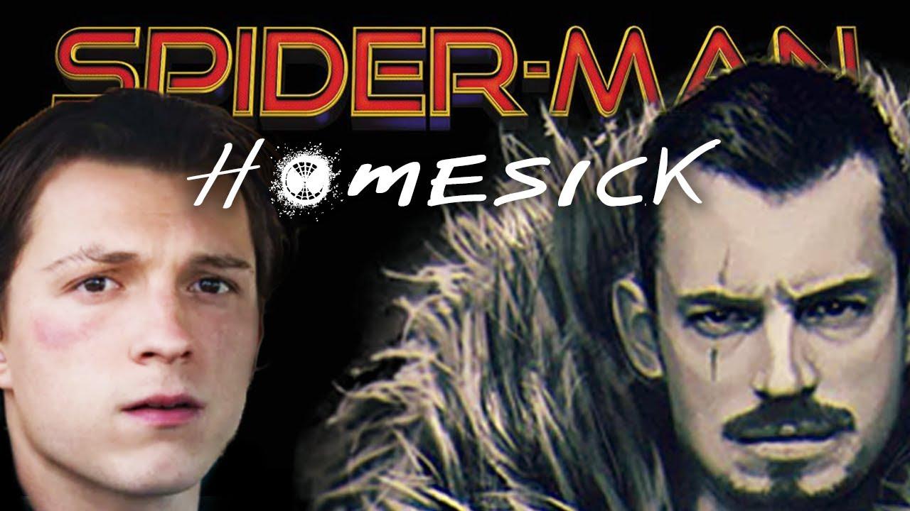 Spider-Man 3 Title = HOMESICK? Villain Casting Update! | RT