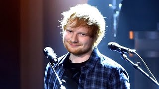 "Ed Sheeran Sued For $20 Million For Stealing ""Photograph""?"