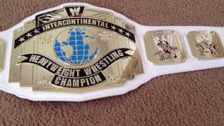 WWE Commemorative Intercontinental Championship Belt