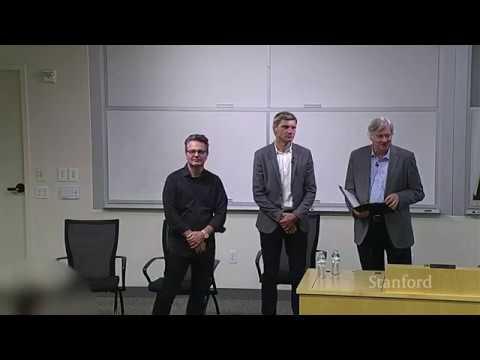 Stanford Seminar – Edge Computing in Autonomous Vehicles (panel discussion)