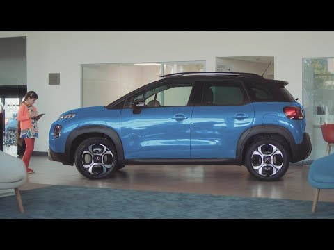 Choosing a New Citroën C3 Aircross is child's play (sponsored)