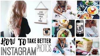 How To Take Better Instagram Photos! | LYDIA LANE