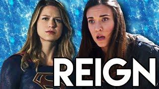 Supergirl Season 3 Reign Origins Explained