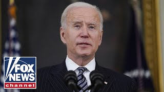 Biden delivers remarks on a national security initiative